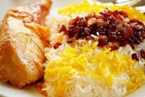 saffron - Saffron chicken (morq-e-zaferani)