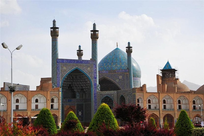 isfahan - Isfahan Royal (Imam) Mosque