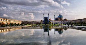 naghsh-e jahan - Naghsh-e Jahan (Imam) Square