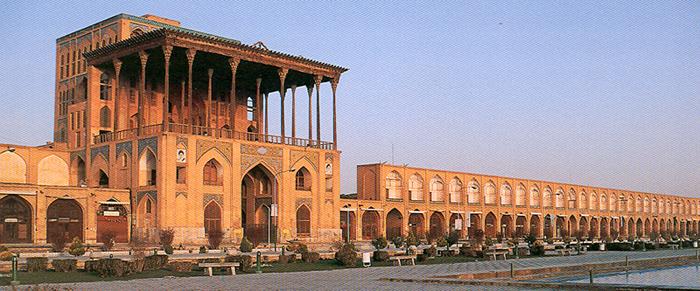 ali qapu - Isfahan Ali Qapu Palace