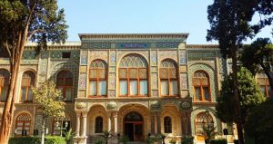 golestan - Tehran Golestan Palace