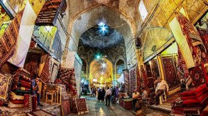 Vakil Bazaar – Shiraz Iran Bazaar
