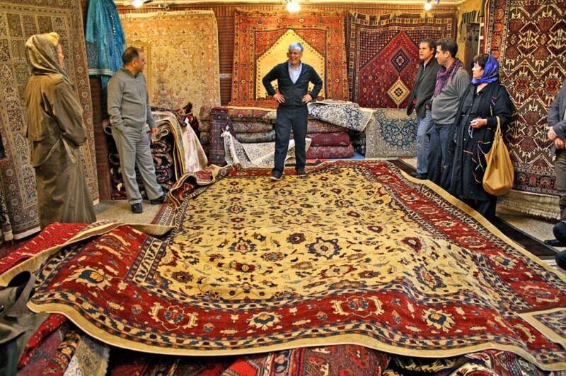 Iranian carpet bazzar carpet - What Makes Persian Hand-Woven Carpet So Exraordinary?