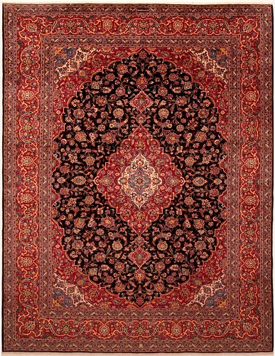 Kashan carpet