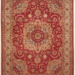 Tabriz carpet persian carpet - Persian Carpet / Rug