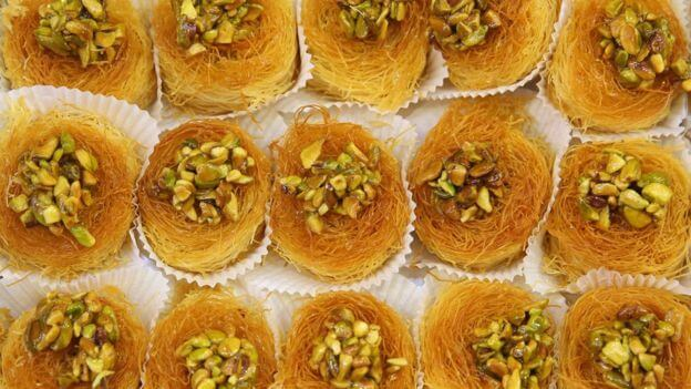 The US and Iranian battle over the pistachio nut trade