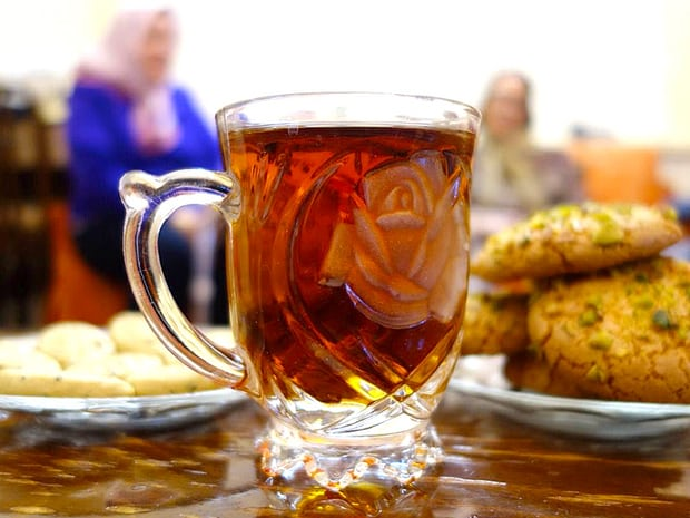 tea - Making the case for Iranian tea