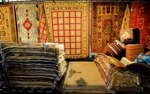 carpet - China, Russia, S Africa, new markets for Iranian handwoven carpets