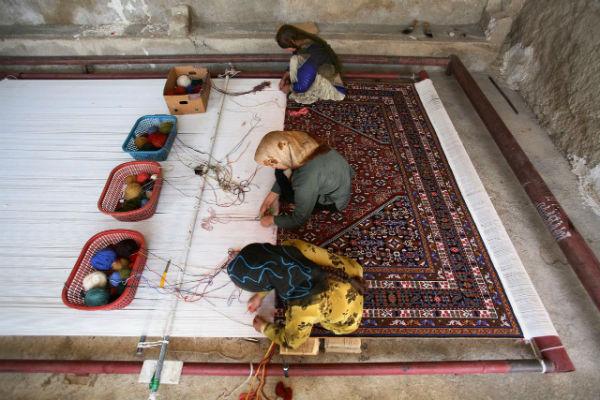 persian carpet rug carpet - Iran Exports Handmade Carpets to 78 Countries