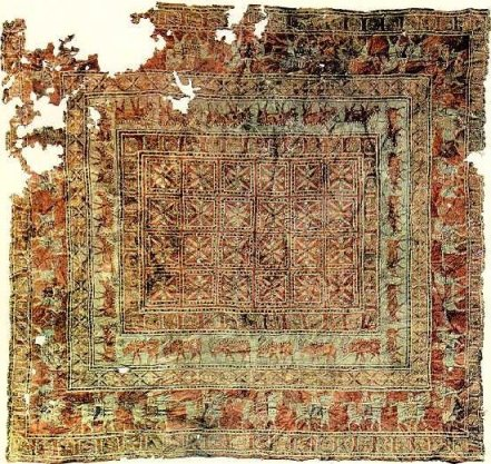pazyryk carpet carpet - What Makes Persian Hand-Woven Carpet So Exraordinary?