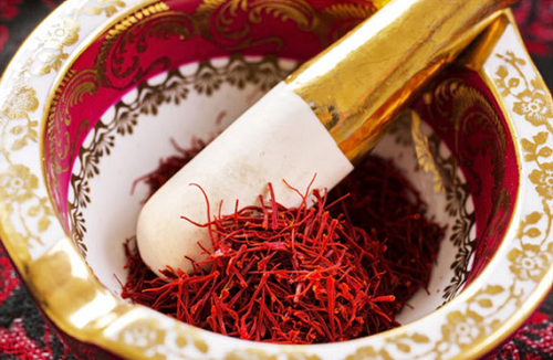 saffron saffron - Iran accounts for 92% of world saffron output