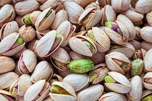 pistachio - difference between Iranian pistachio vs American and Turkish