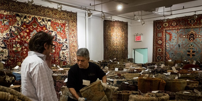 persian rug rugs - Iran's Persian rug-makers suffer as US unravels nuclear deal