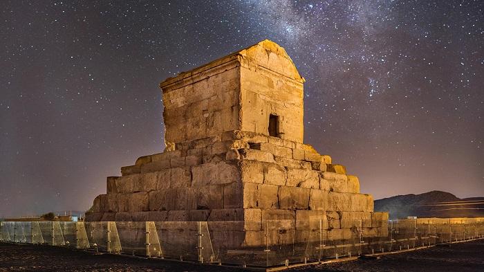 pasargadae stone - Stone , Iranian Stone History