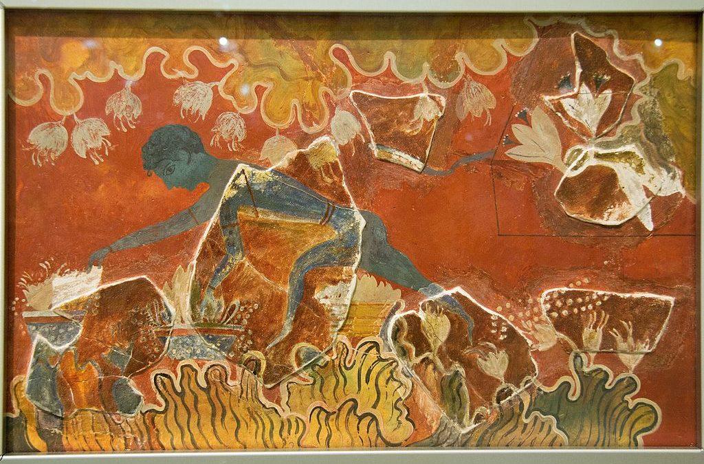 saffron - Saffron, the king of spices: An overview (Part1)